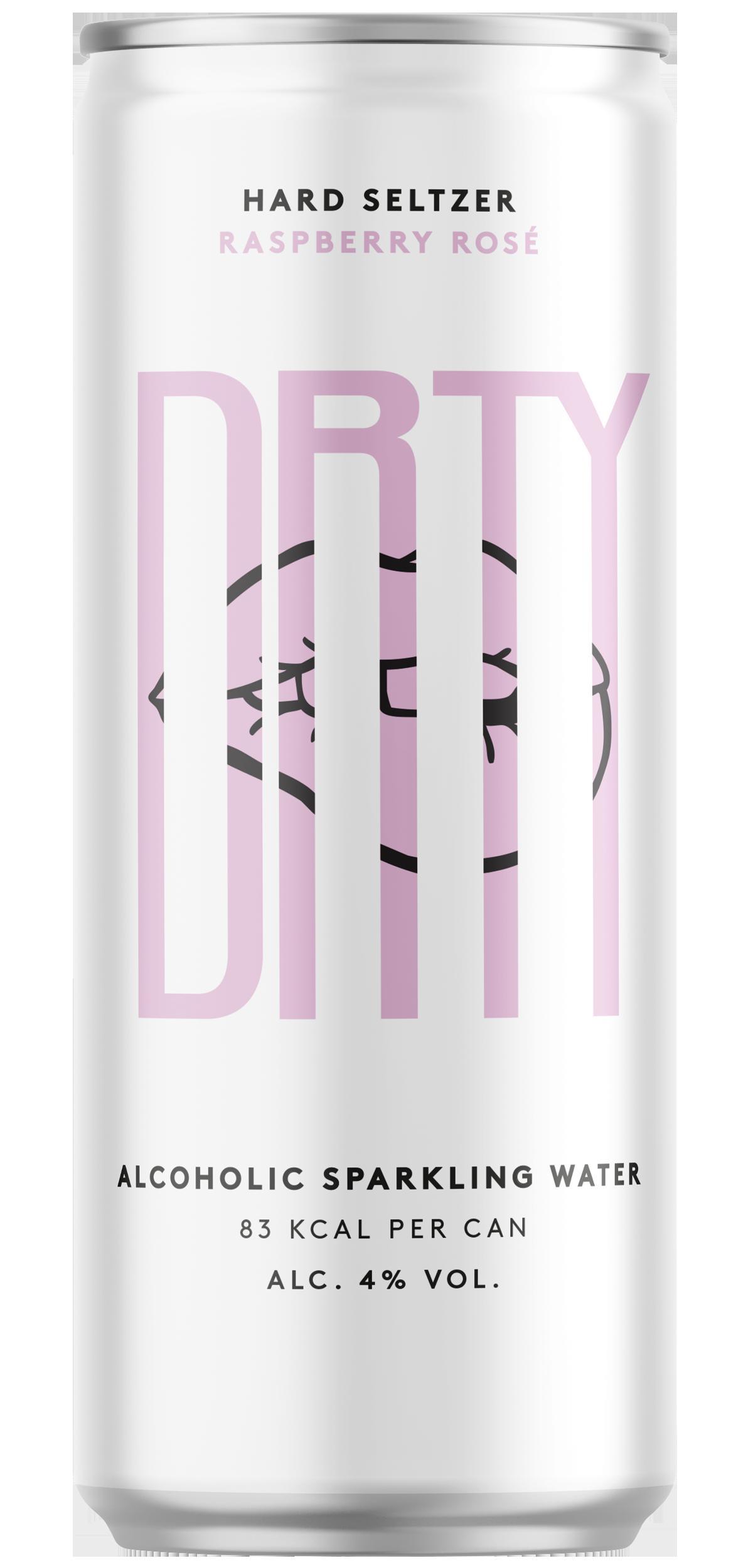 DRTY Raspberry Rosé